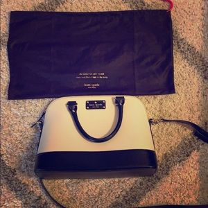 Kate Spade dome satchel purse.